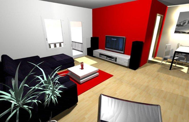 Farbgestaltung Wohnzimmer Beispiele - moebel