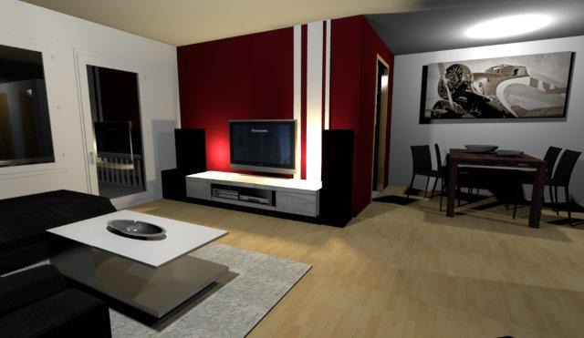 forum wandfarbe wohnzimmer essbereich mit bilder forum hausbau wohnen einrichten. Black Bedroom Furniture Sets. Home Design Ideas
